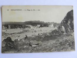 CP (29) Finistère - DOUARNENEZ - La Plage Du Riz - Douarnenez