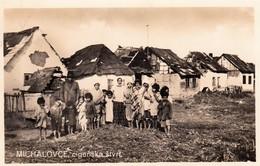 Michalovce , Cigani , Romovia , Gitans , Gypsies , Groupe Ethnique , 1931 - Slovakia