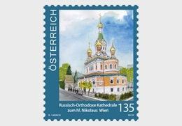 Oostenrijk / Austria - Postfris / MNH - Russisch Orthodoxe Kerk Wenen 2019 - 1945-.... 2de Republiek