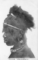BURKINA FASO Hte Volta Femme Toucouleurs 3(scan Recto-verso) MA198 - Burkina Faso