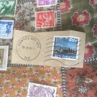 NUOVA ZELANDA PAESAGGI - Stamps