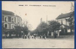 VILLEMONBLE    Avenue Detouche   Animées - Villemomble