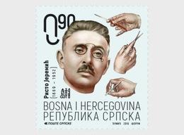 Bosnië & Herzegovina / Bosnia - Postfris / MNH - 150 Jaar Risto Jeremic 2019 - Bosnië En Herzegovina