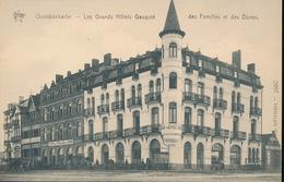 BELGIQUE OOSTDUINKERKE LES GRAND HOTELS GAUQUIE - Oostduinkerke