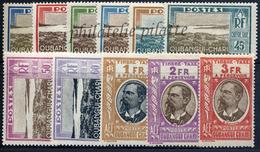 -Oubangui Taxe 12/22** - Unused Stamps
