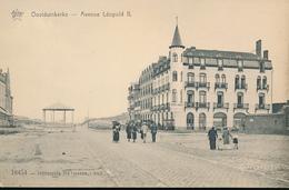 BELGIQUE OOSTDUINKERKE AVENUE LEOPOLD II - Oostduinkerke