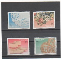 MADEIRA 1994 YT N° 179 à 182 Neuf** MNH - Madère