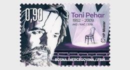 Bosnië & Herzegovina / Bosnia - Postfris / MNH - 10 Years Toni Pehar 2019 - Bosnië En Herzegovina