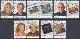 AUSTRALIA, 2013 MUSIC LEGENDS 10 MNH - 2010-... Elizabeth II