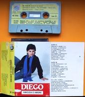 MC MUSICASSETTA DIEGO AMICIZIA E AMORE Etichetta VISCODISC LINEA GIALLA MC 70112 - Cassette