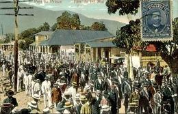 HAITI - Carte Postale - Port Au Prince - Fête Du 1 Er Mai - L 29834 - Postcards