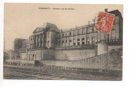 COMMERCY Château Vue De Derrière - Commercy