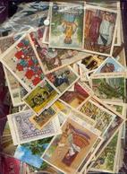 Lot De 1000 Chromos Et Stickers Différents Principalement D'origine Belge - Chromos