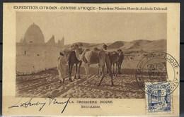 Exposition Citroen, Centre Afrique, Deuxième Mission Haardt - Audouin  Dubreuil, La Croisière Noire - Postales