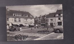 28 EURE ET LOIR , LA LOUPE , Place De L' Hotel De Ville - La Loupe