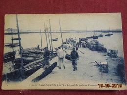 CPA - St-Guénolé-Penmarch - Le Port De Pêche De Penmarc'h - Penmarch