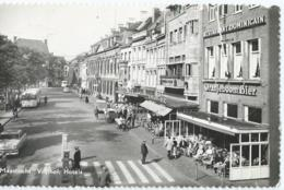 Maastricht - Vrijthof, Hotels - Fotodruk Gebr. Simons, Ubach Over Worms - 1965 - Maastricht