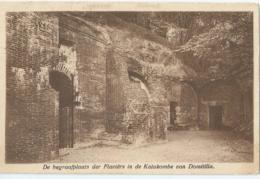 """Valkenburg - Romeinsche Katakomben - De Begraafplaats Der Flaviërs - Nr 1864/6 """" Brinio """" Rotterdam - 1923 - Valkenburg"""