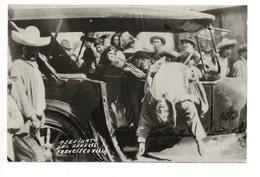 MEXICO 1923 ASESINATO DEL GENERAL FRANCISCO VILLA Pancho Guerrillero Outlaw Volksheld Warlord Gouverneur - Mexique