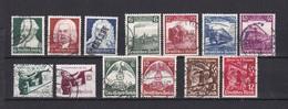 Deutsches Reich - 1935 - Sammlung - Gest. - 20 Euro - Deutschland