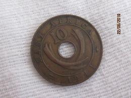 British East Africa: 10 Cents 1941 - Colonia Britannica