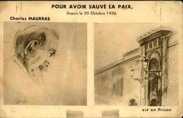 POLITIQUE - Carte Postale - Charles Maurras  - L 29845 - People