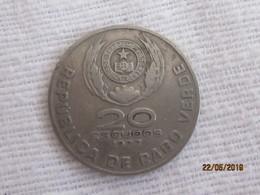 Cape Verde: 20 Escudos 1977 - Cabo Verde