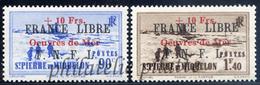 -Saint-Pierre & Miquelon  311A/11B** - St.Pierre & Miquelon