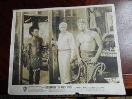 12.1) BURT LANCASTER FILM HIS MAJESTY O'KEEFE WARNER BROS - Manifesti & Poster