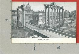 CARTOLINA NV ITALIA - ROMA - Il Foro - 9 X 14 - Roma (Rome)