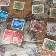 AUSTRALI REGINA - Stamps