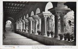 Spagna - Monistrol De Montserrat - Claustre Romanic - Fp Nv - Spagna