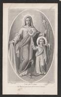 Décédé à GAND-1874-JACQUES COLETTE JEAN HYE. - Religion & Esotericism