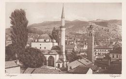 AK Sarajevo Сарајево Gazi Husrev Begova Dzamija Бегова џамија Moschee Mosque Mosquee Bosnien Herzegowina Bosnie Timbre - Bosnien-Herzegowina