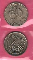 50 Won 2001 Corea Korea South FAO - Corea Del Sud