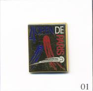 PIN'S Sport - Tennis / 4è Open De Paris-Bercy. Estampillé Arthus Bertrand. Zamac. T468-01 - Tennis