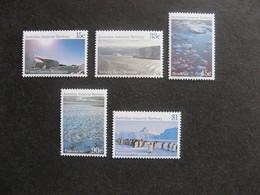 Territoire Antarctique Australien: TB Série N° 68 Au N° 72, Neufs XX. - Australian Antarctic Territory (AAT)