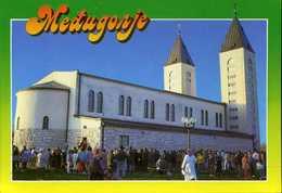 CPM - Medugorje : L'église - Bosnie-Herzegovine