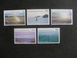 Territoire Antarctique Australien: TB Série N° 74 Au N° 78, Neufs XX. - Australian Antarctic Territory (AAT)