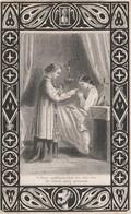 GEBOREN TE WESEMAEL-OVERL.1875 LUCIA SCHOOLMEESTERS. - Religion & Esotericism