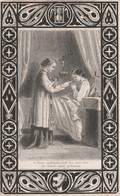 GEBOREN TE WESEMAEL-OVERL.1875 LUCIA SCHOOLMEESTERS. - Religion & Esotérisme
