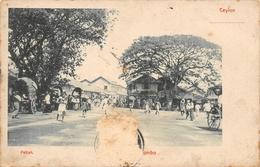 Pettah Colombo Ceylon SRI-LANKA - Sri Lanka (Ceylon)
