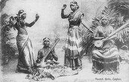 Nautch Girls Ceylon SRI-LANKA - Sri Lanka (Ceylon)
