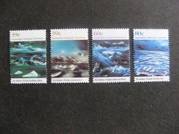 Territoire Antarctique Australien: TB Série N° 84 Au N° 87, Neufs XX. - Australian Antarctic Territory (AAT)