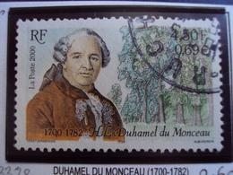 """2000-2009   Timbre  Oblitéré N°  3328    """" Duhamel Du Monceau     """"      0.60 - Used Stamps"""