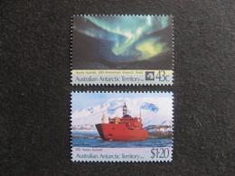 Territoire Antarctique Australien: TB Paire N° 88 Et N° , Neufs XX. - Australian Antarctic Territory (AAT)