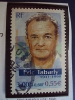 "2000-2009   Timbre  Oblitéré N°  3342    "" Eric Tabarly    ""      0.60 - France"