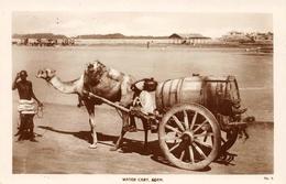 Water Cart Aden Yemen - Yemen