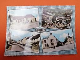 -Plouguernevel-Carte Multi Vues- - France