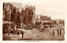 The Market At Lahej  Aden Yemen - Yémen